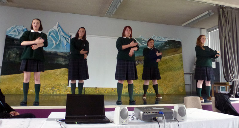School Event - St Mary's